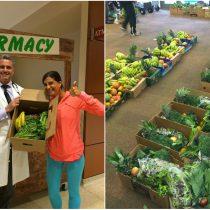 El doctor que receta alimentos orgánicos en vez de medicamentos