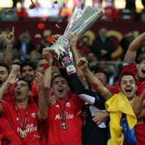 Sevilla es nuevamente campeón de la Europa League