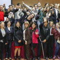La UNAB celebra décimo aniversario de diplomado dirigido a jóvenes con discapacidad cognitiva