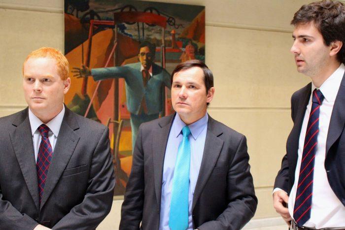 """Diputados RN acusan """"doble estándar"""" en el PS por recurrir al Tribunal Constitucional"""