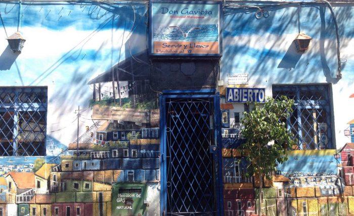 """Placeres Capitales: """"Don Gaviota"""", una picada con precios de restaurante"""