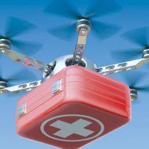 Drones para salvar vidas en África