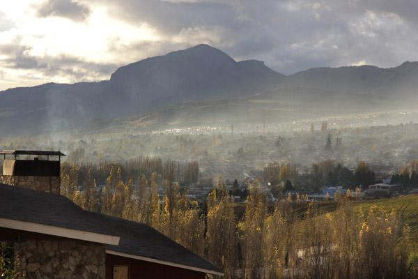 Chile líder en contaminación: informe de la OMS nombra a Coyhaique como la ciudad con más polución en el aire de Latinoamérica