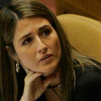 Diputada Nogueira (UDI) insiste en que control preventivo de identidad debe ser extensivo a menores de edad