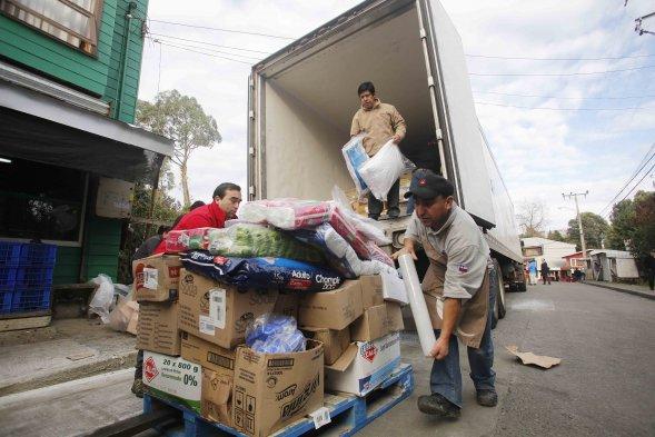 Chiloé: Cruz Roja advierte