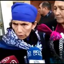[VIDEO] El duro mensaje de la Machi Francisca Linconao a la manipulada prensa chilena