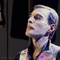 [VIDEO] Emocionante: el último videoclip de Freddie Mercury