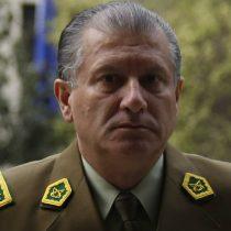 El incómodo blindaje político de La Moneda al general Villalobos