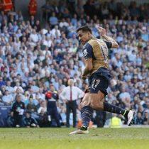 [Video] Alexis marca en la despedida de Pellegrini ante los hinchas del Manchester City