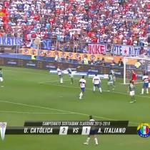 [VIDEO] Los goles que dejó la emocionante última fecha del Campeonato de Clausura que coronó a la UC como campeón