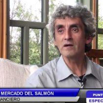 [VIDEO] Las polémicas declaraciones de Hector Kol hace tres años, sobre el desastre futuro de las salmoneras