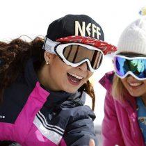 El esquí y las montañas, reducto de libertad para las mujeres iraníes