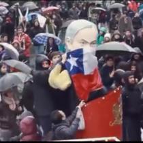 [VIDEO] Secundarios calientan gran movilización de mañana con consigna contra la educación de Pinochet
