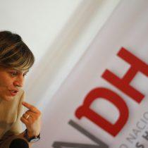 Directora del INDH aseguró que en la labor de Carabineros