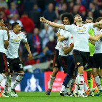 Manchester United salva la temporada al ganar la FA Cup al Crystal Palace en la prórroga