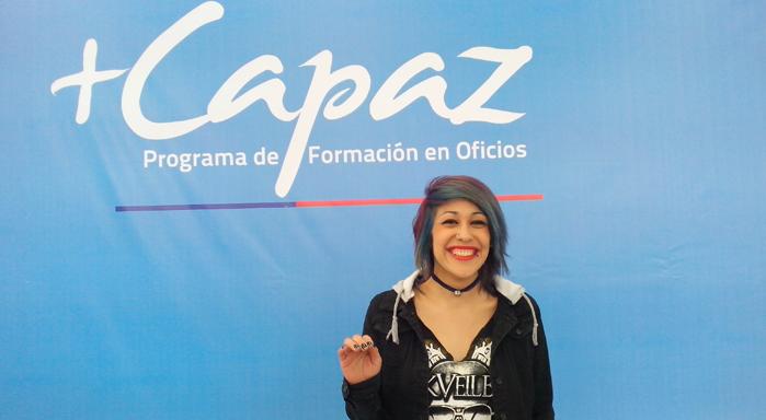 Programa +Capaz permitirá capacitar a dos mil habitantes de la provincia de Linares