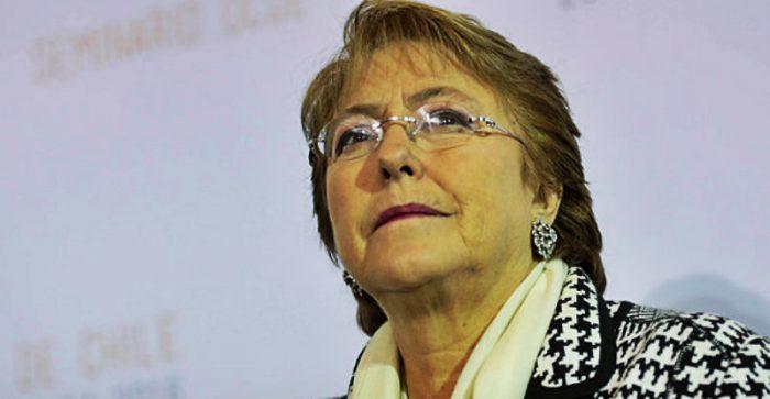 Caval se reinstala en el corazón de La Moneda: Bachelet declaró como testigo ante el fiscal Moya