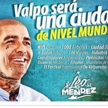 Servel acepta candidatura de DJ Méndez por Valparaíso y este es el ofertón del cantante para la ciudad