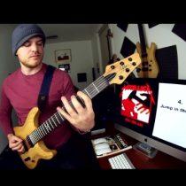 [VIDEO] Guitarrista toca discografía completa de Metallica en solo 4 minutos