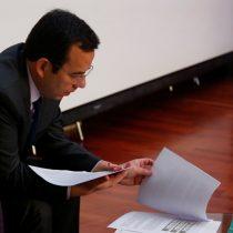 Ministro Céspedes reconoce estancamiento de conversaciones en conflicto en Chiloé