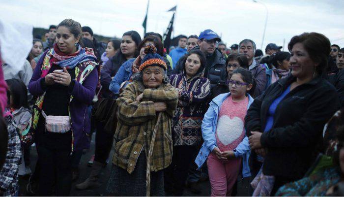 Mujer chilota critica viaje de Bachelet a Suecia y dice que se arrepiente de haber votado por la Presidenta