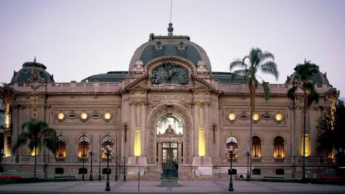 Día del  Patrimonio en el Museo Nacional de Bellas Artes, 29 de mayo