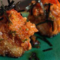 Placeres Capitales: Restaurante Naoki, una artesanía de la comida japonesa