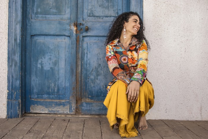 Concierto de Natalia Contesse en Sesiones de Otoño en Fundación Cultural de Providencia, 19 de Mayo