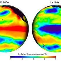 El Niño se va y La Niña se avecina con su estilo propio de caos