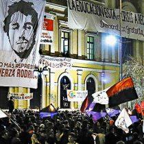 El 21 de mayo en la calle: las manifestaciones que preocupan a La Moneda