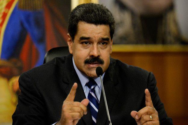 Maduro acusa a Almagro de ser un agente de la CIA.