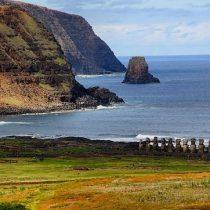 Isla de Pascua, entre los seis sitios patrimonio de la humanidad más amenazados por el cambio climático