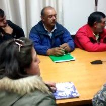 [VIDEO] El tenso diálogo de los pescadores de Chiloé con el ministro de Economía