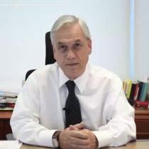 [VIDEO] Piñera hace dura crítica a la seguridad ciudadana: