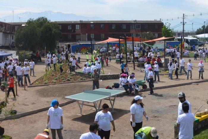 Estudio concluye que recuperar parques aumenta la participación pero no genera estilo de vida saludable