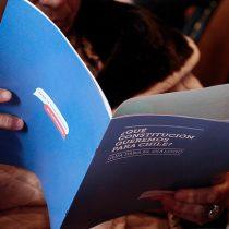 Nueva Constitución, pero con nuevo modelo económico