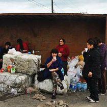 El desesperado relato de una mujer chilota: