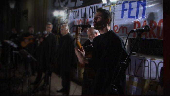 """Crítica de cine: """"Quilapayún, más allá de la canción"""", las melodías de una revolución derrotada"""