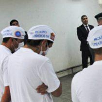 Gendarmería reconoce que presos trabajan bajo condiciones ilegales en las cárceles