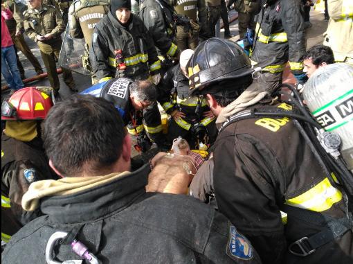 Cuenta Pública empañada por muerte de guardia en un incendio que provocaron encapuchados