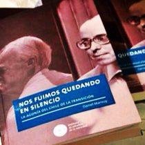 """Daniel Mansuy: """"La transición es lo que hace Boeninger con el proyecto político que Jaime Guzmán había ideado durante la dictadura"""""""