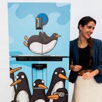 [SOCIALES] Samsung lanza línea blanca con las ilustraciones de Alberto Montt