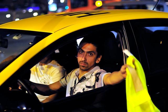 """Alerta 12 de mayo"": taxistas realizarán paralización contra Uber este jueves"