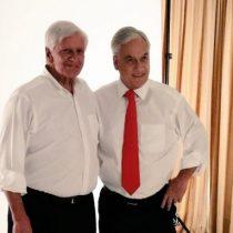 Piñera participa en sesión fotográfica con candidatos de Chile Vamos