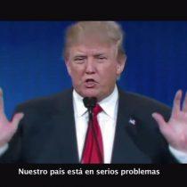 [Video] Las instrucciones de Donald Trump para la Copa América Centenario