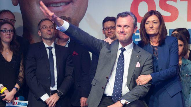 Por qué Austria es el país de Europa en el que más ha avanzado la extrema derecha