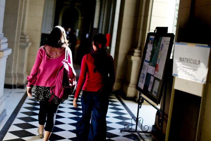 Senadores de la Nueva Mayoría a favor de tener universidades con fines de lucro