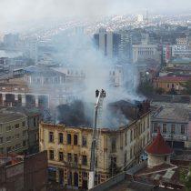 Opinión: Valparaíso es Chile o  cuando la mala gestión del municipio se junta con desarrollo inmobiliario no regulado de barrios históricos