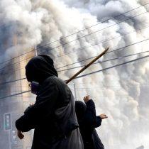 INDH condena hechos de violencia en manifestaciones del 21 de mayo