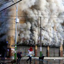 Amplitud condena actos de violencia y lamenta muerte de trabajador durante discurso del 21 de mayo